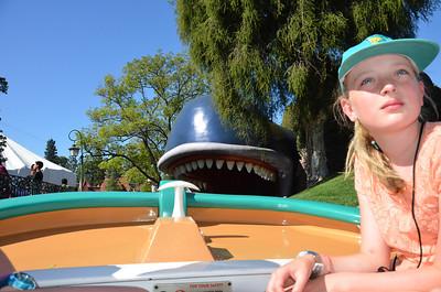 Meg Mexico USA Trip October 2013 Disneyland LA