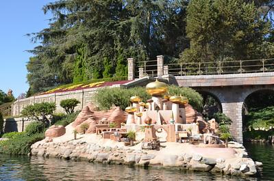 Mexico USA Trip October 2013 Disneyland LA
