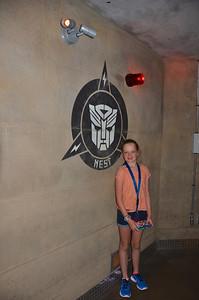 Meg Mexico USA Trip October 2013 Universal Studios LA
