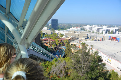 Meg Jan Mexico USA Trip October 2013 Universal Studios LA