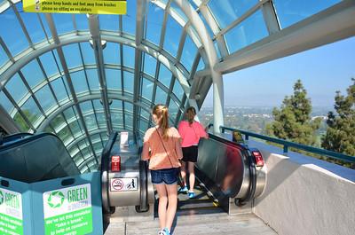 Meg Emma Mexico USA Trip October 2013 Universal Studios LA