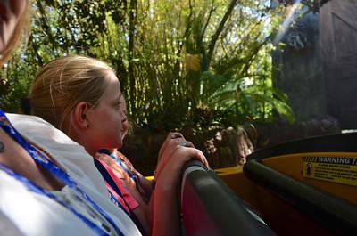 Jan Emma Meg Mexico USA Trip October 2013 Universal Studios LA