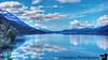 Kenai Lake reflections- taken from the train
