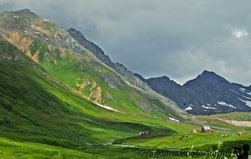 the Independence mine, at Hatcher Pass