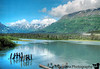 Seward Highway, Alaska - take the Alaskan railroad, easily one of the most picturesque train routes to Seward, AK