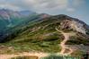 Climb up Mt.Healy, Denali