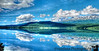 Kenai Lake reflections