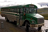 The shuttle bus takes you around Denali National Park. Our own motor vehicles are only allowed till Savage creek campground at about mile 15. We took this bus all the way to Wonderlake - a 90+ mile roundtrip over 13 hours or so.