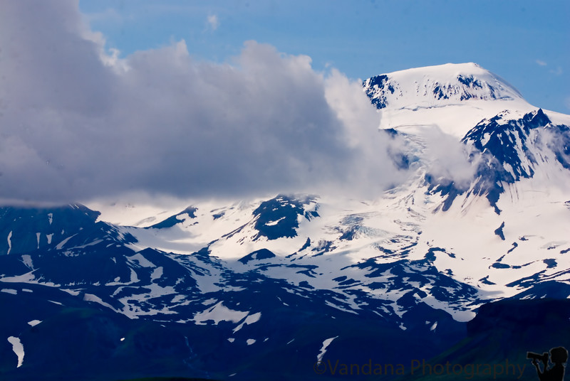 It wasn't a false claim. False Pass is surrounded by giant mountains shrouded in cloud cover. Indeed a blessed place.