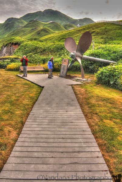 Memorial Park, Unalaska
