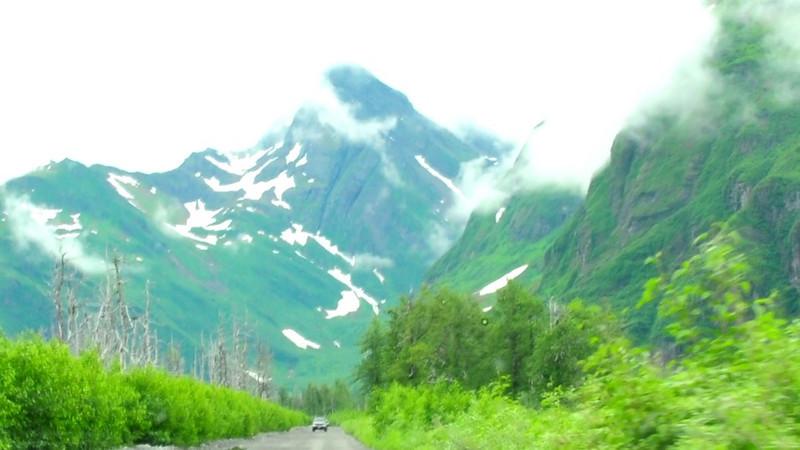 Cordova - Childs Glacier, Million Dllar Bridge, Cordova to Valdez cruise, Tatitlek, Valdez