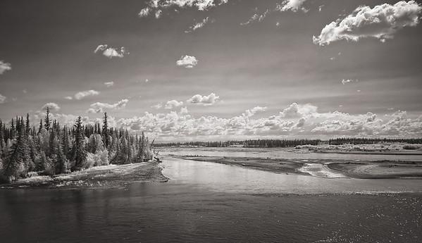 Chena River vista
