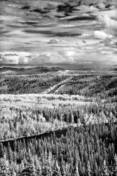 Wrangel St. Elias National Park, Alaska