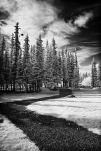 Alaska in Infrared