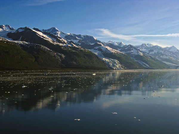 Glaciers of College Fjords