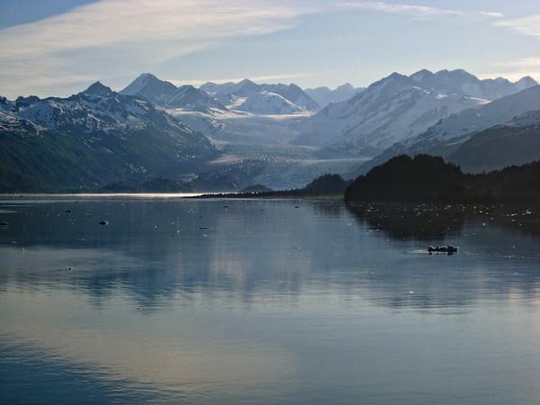College Fjord vista