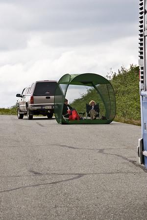 """Denali Highway """"Rest Stop"""""""