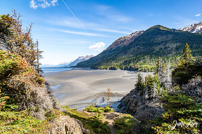 Gull Rock Trail - Hope, Alaska