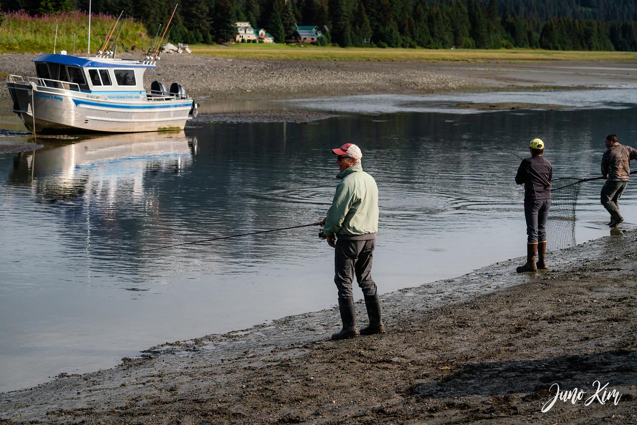 Silver Salmon Creek, Lake Clark National Park