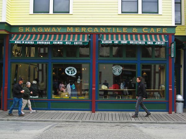 Downtown Skagway