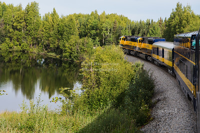 Alaska Railroad Denali Star