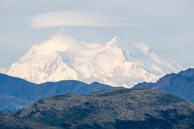 Early morning at Mount Denali