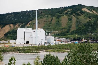Healy Coal Power Plant