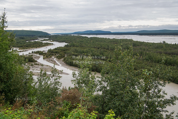 Tanana River Overlook