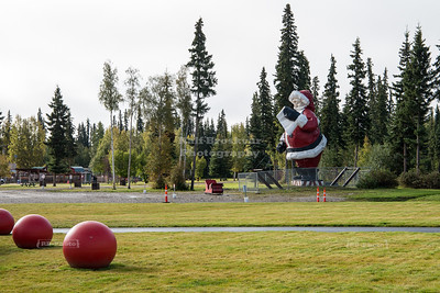 Santa Claus, North Pole