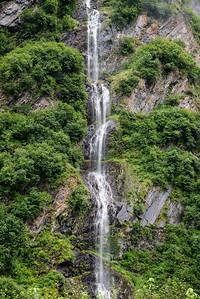 Waterfall in Keystone Canyon