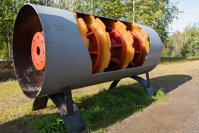 Oil Pipeline Pig