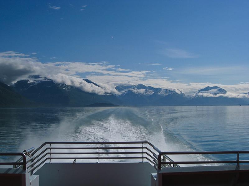 Prince William Sound - Valdez to Whittier