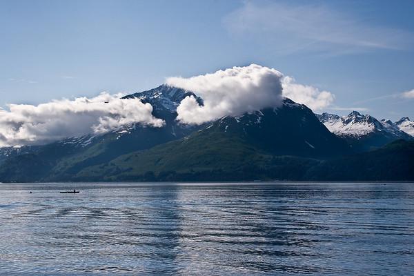 Valdez vista of Prince William Sound