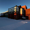 Anchorage is Alaska's busiest port and starting point for most of the rail lines.