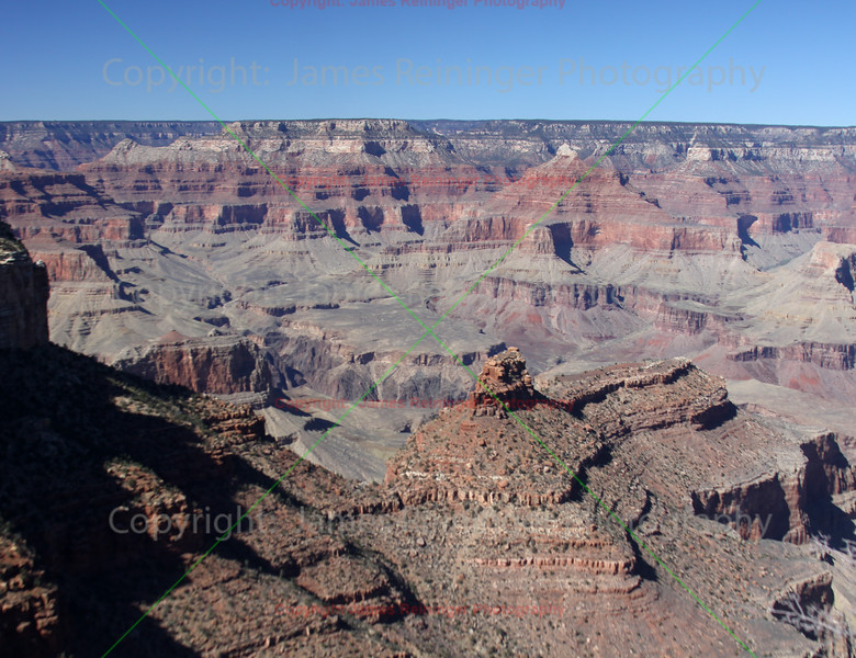 "Grand Canyon's ""Battleship"""