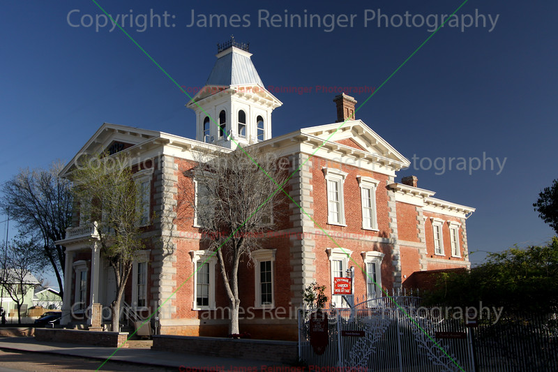 Old Cochise County Courthouse