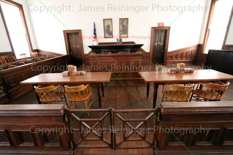 Tombstone Courtroom