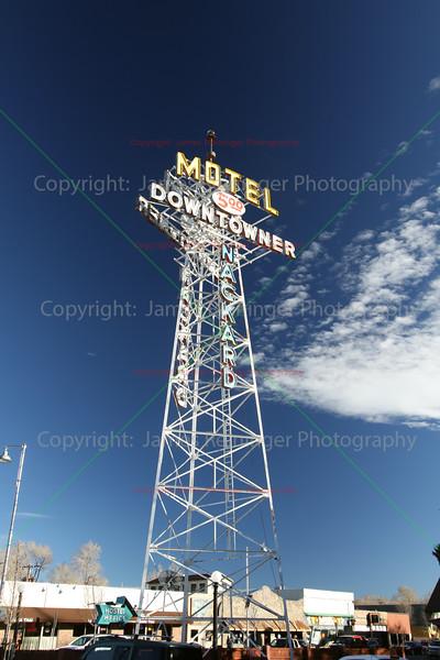 Motel Downtowner<br /> Flagstaff, Arizona