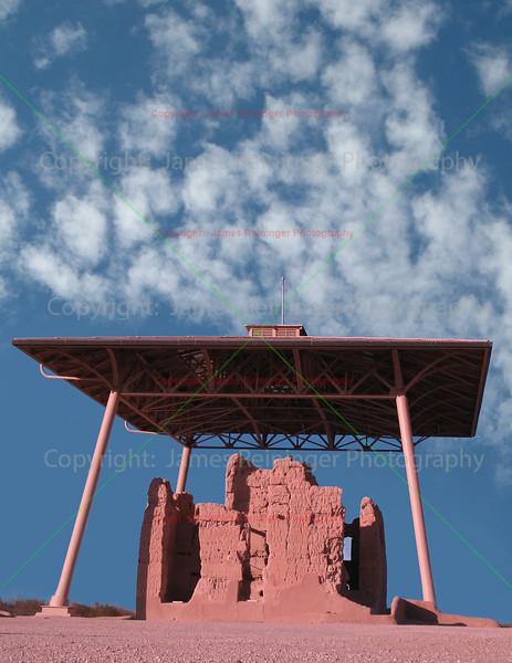 Casa Grande Ruins<br /> Arizona