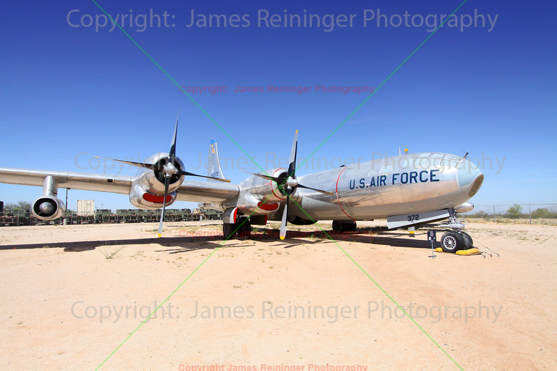 B-50 (a B-29 with jet engines)