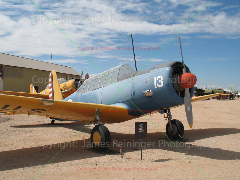 BT-13A Valiant
