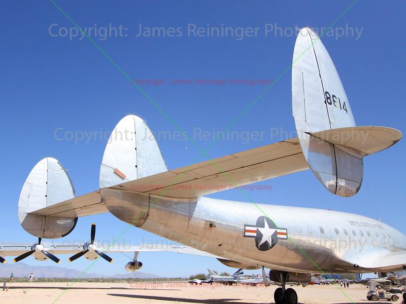 Pima Air and Space Museum<br /> Tucson, Arizona