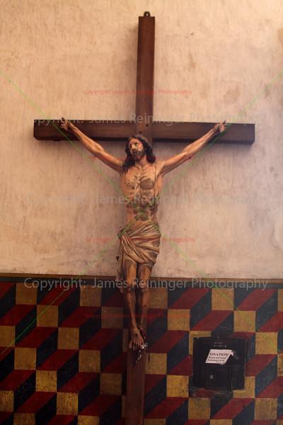 San Xavier del Bac Mission<br /> Tucson, Arizona