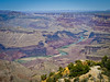 The majestic Grand Canyon and the Colorado River