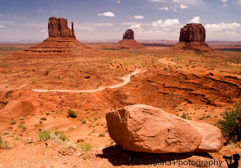 Monument Valley Tribal Park, UT - scenes immortalized by John Ford in his movies