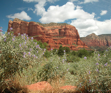 Western terrain near Sedona, Arizona © Rob Huntley