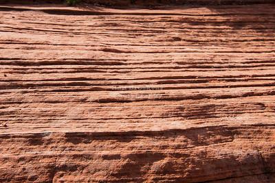 Glan Canyon Rock Layers