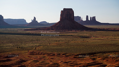 Monumental Monument Valley