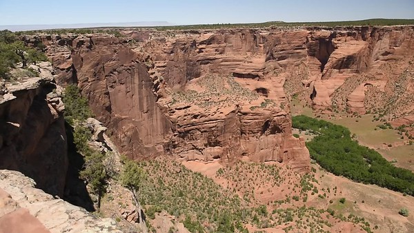 Face Rock Overlook at Canyon de Chelly National Monument