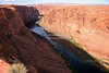 Glen Canyon Dam in Page, Arizona, USA